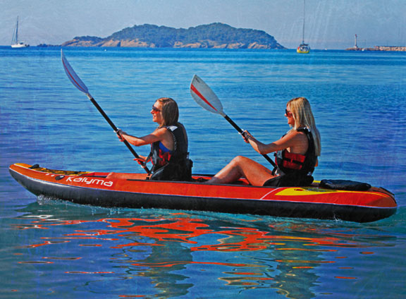 Bic-Kayak-Inflatable-Brand-Banner