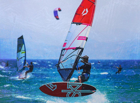 Duotone-Windsurf-Sails-Brand-Banner