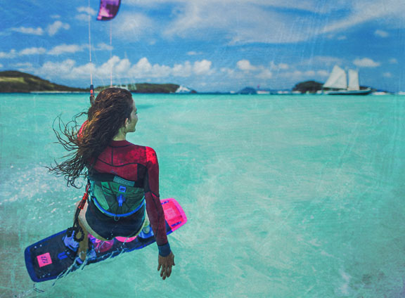 North-Kiteboard-Harness-Brand-Banner