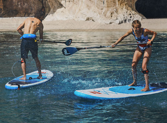 Red Paddleboards-SUP-Paddles-Brand-Banner