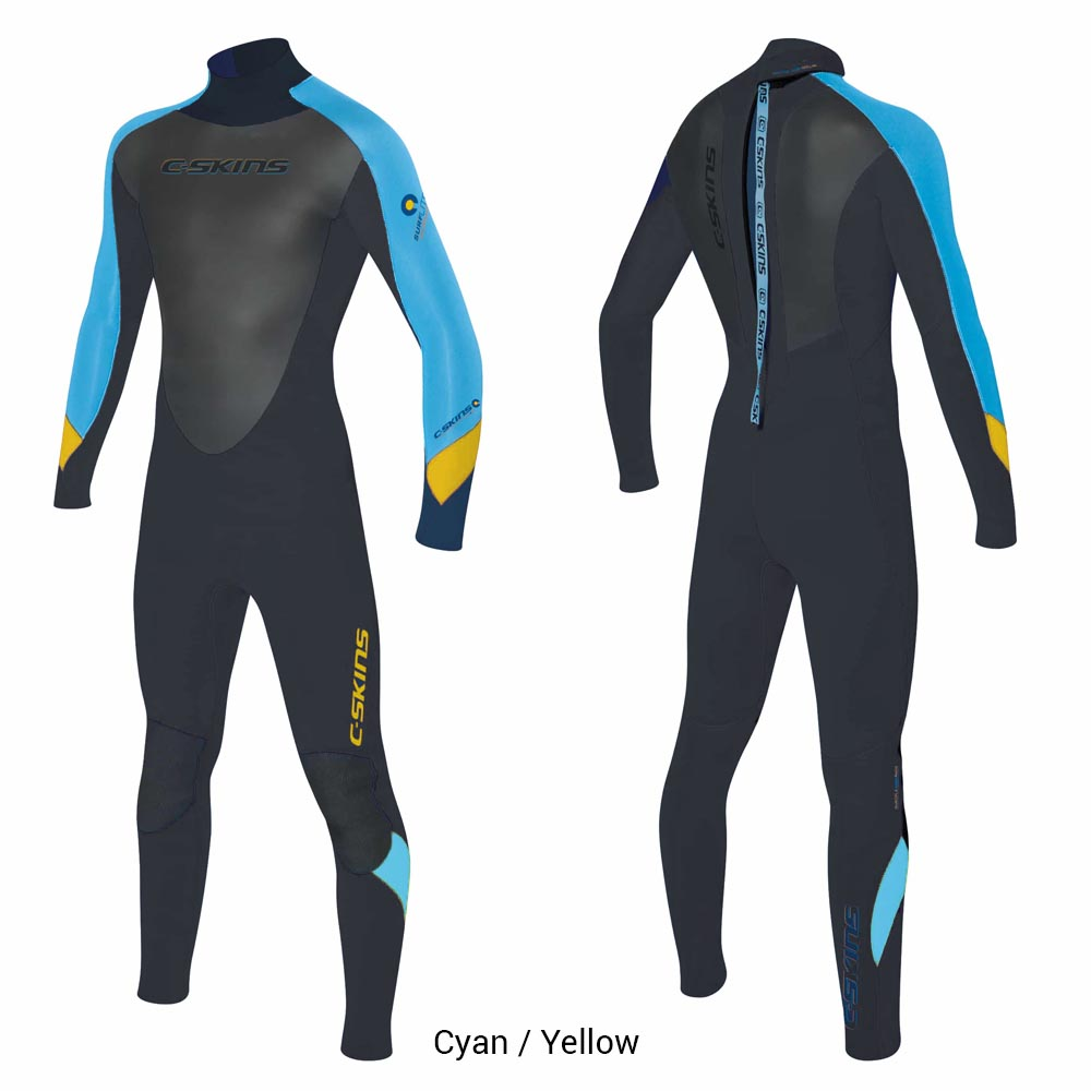 CSkins Surflite-Youth_0001_Cyan _ Yellow