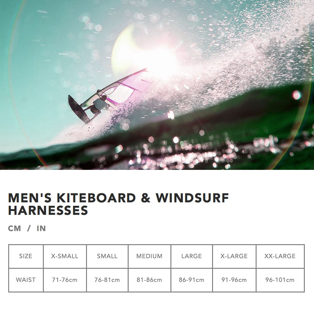 2018_Dakine_Windsurf_Harness_sizes