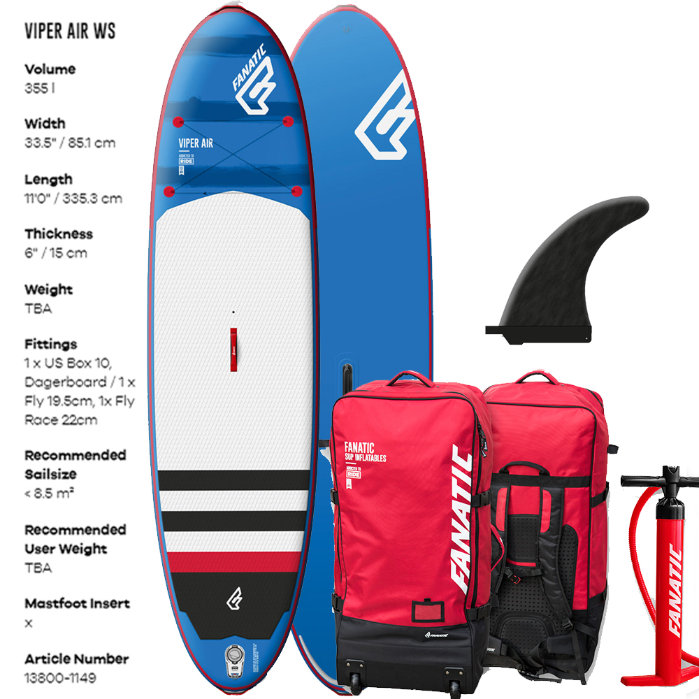 Fanatic-Viper-Air-Windsurf-Board-2018