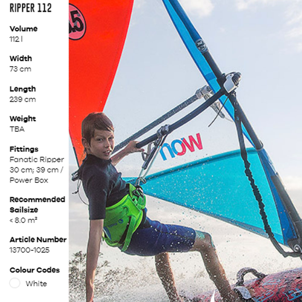 Fanatic-ripper-112-2018-windsurf-board-action2