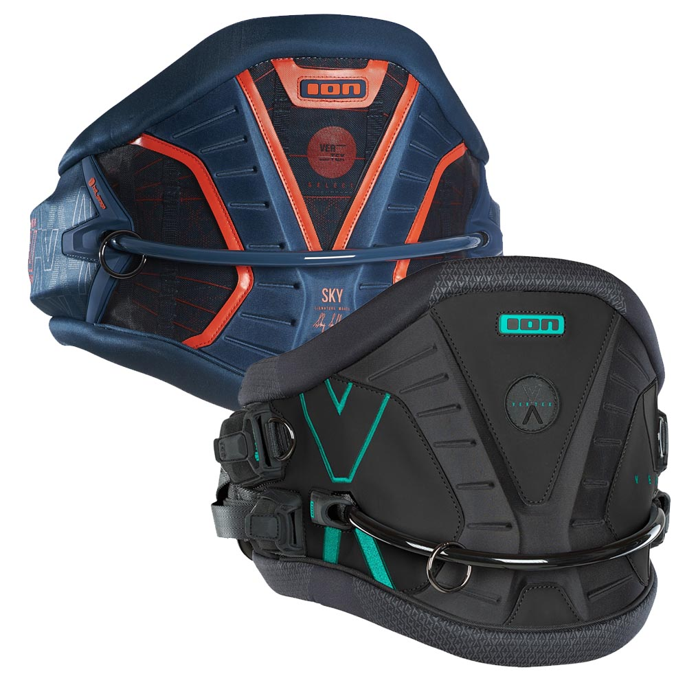 Ion Vertex Select Kitesurf Harness 2018