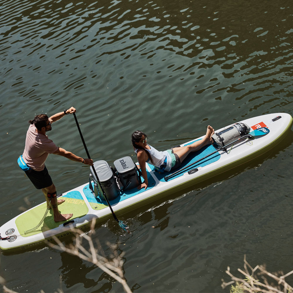 Red Paddle Co Voyager Tandem 2018 Inflatable Paddle Board