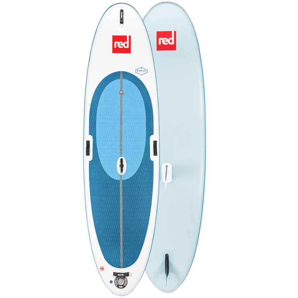 Red Paddle Co Ride Windsurf Inflatable Paddle Board 2019