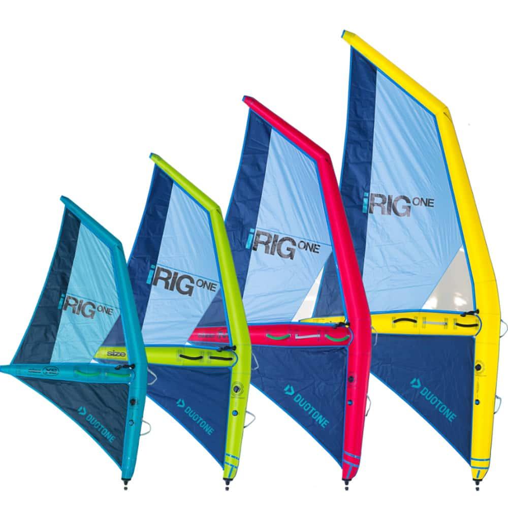 Duotone iRIG Inflatable Windsurfing Sail 2019