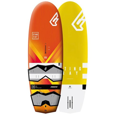 Fanatic-StingRay-Ltd-Foil-Windsurfing-Board-2019