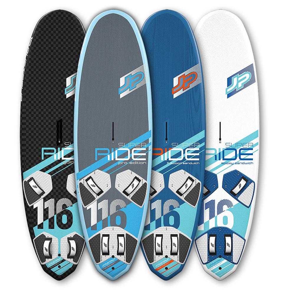 JP Australia Super Ride Windsurfing Board 2019