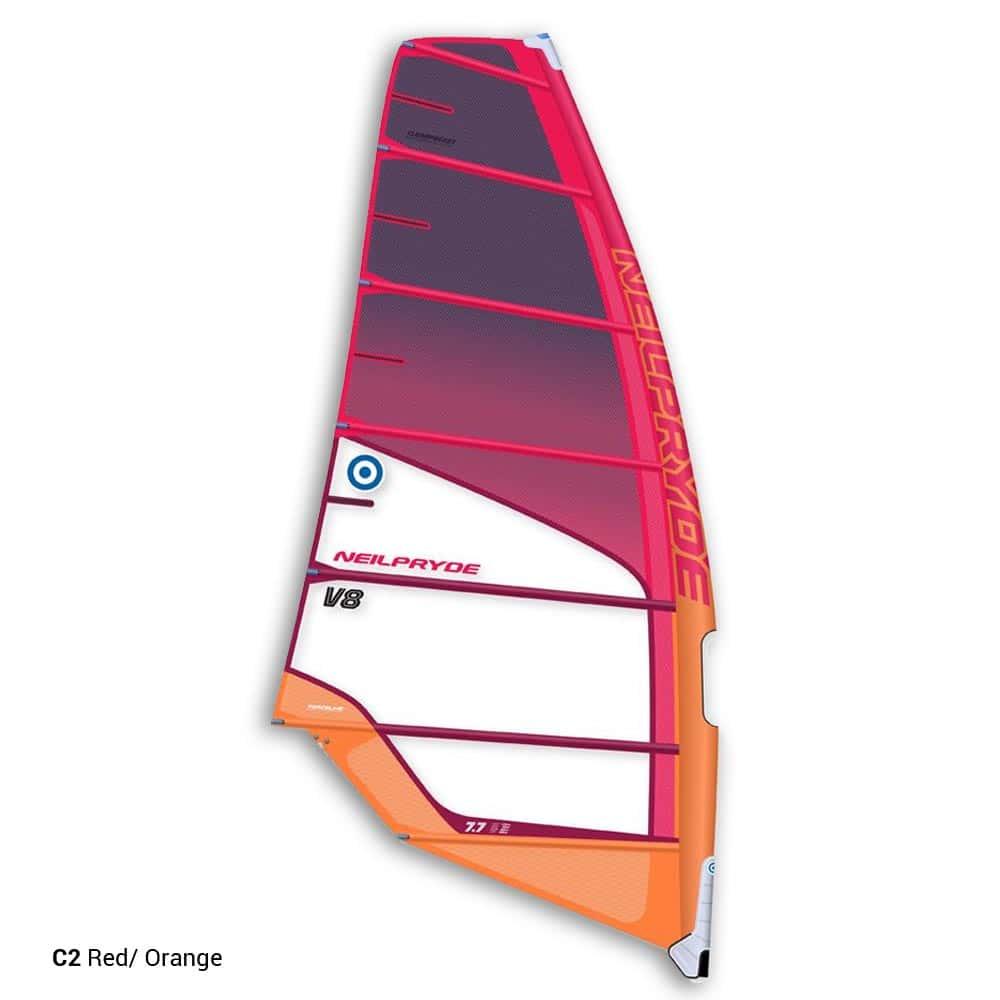 NeilPryde V8 Windsurfing Sail 2019