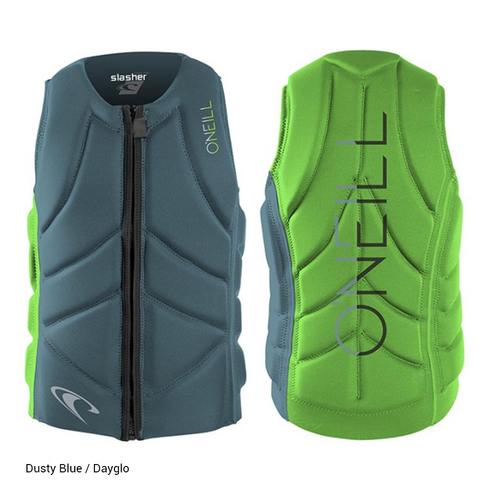 ONeill-Slasher-Kite Vest_0003_Dusty Blue _ Dayglo