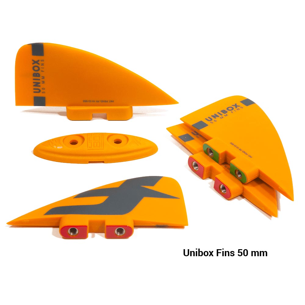 F-One-kite-Accessories-2020_0002_Unibox Fins 50 mm