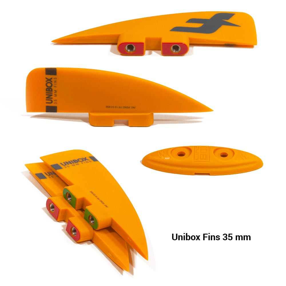 F-One-kite-Accessories-2020_0003_Unibox Fins 35 mm
