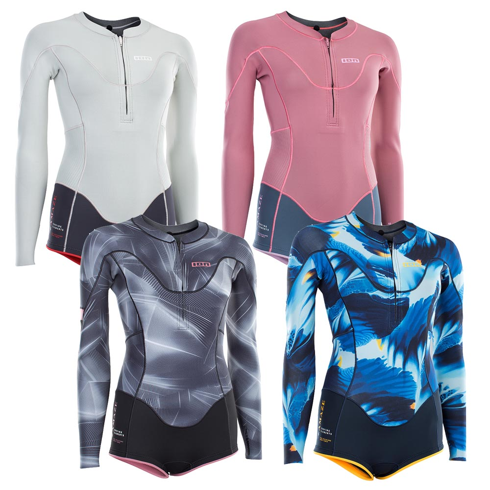 2021-ION-Wetsuits_0023_Amaze-Shorty-ls-hot--48213-4552