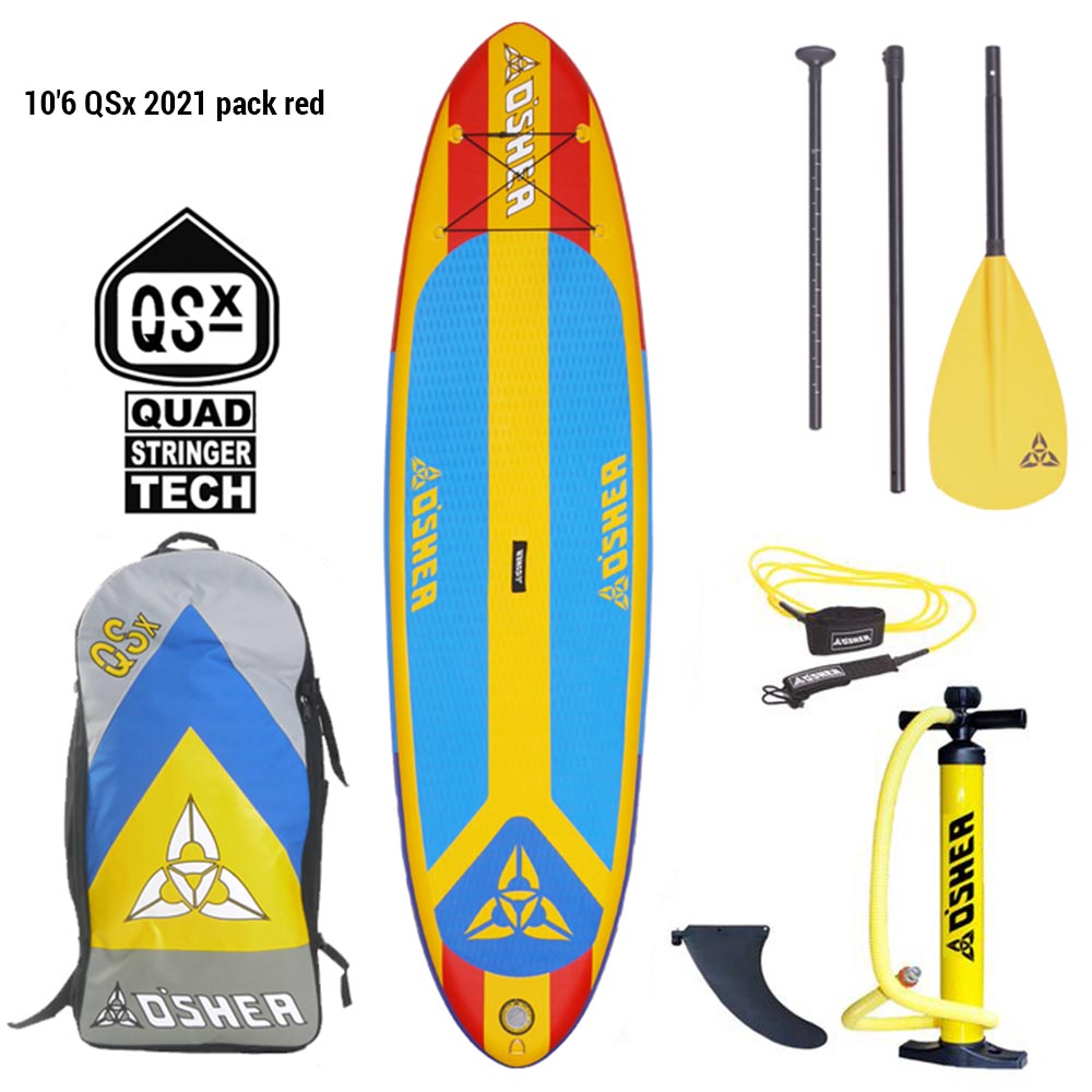 OShea-2021-Paddle-boards_0004_10'6 QSx 2021 pack red