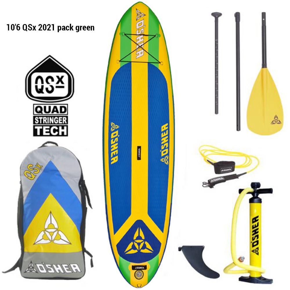OShea-2021-Paddle-boards_0005_10'6 QSx 2021 pack green