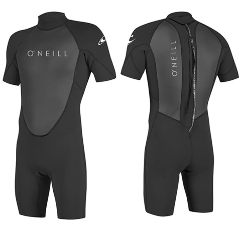 Oneill-Reactor-2mm-shorty-Blk-Blk