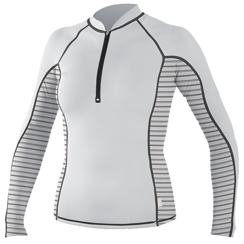 Oneill-FZ-LS-Rash-Guard-White