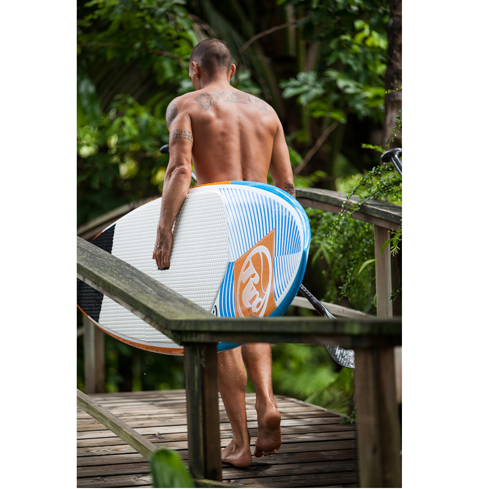 RRD I-Wave Classic Paddle Board-Action-1.png